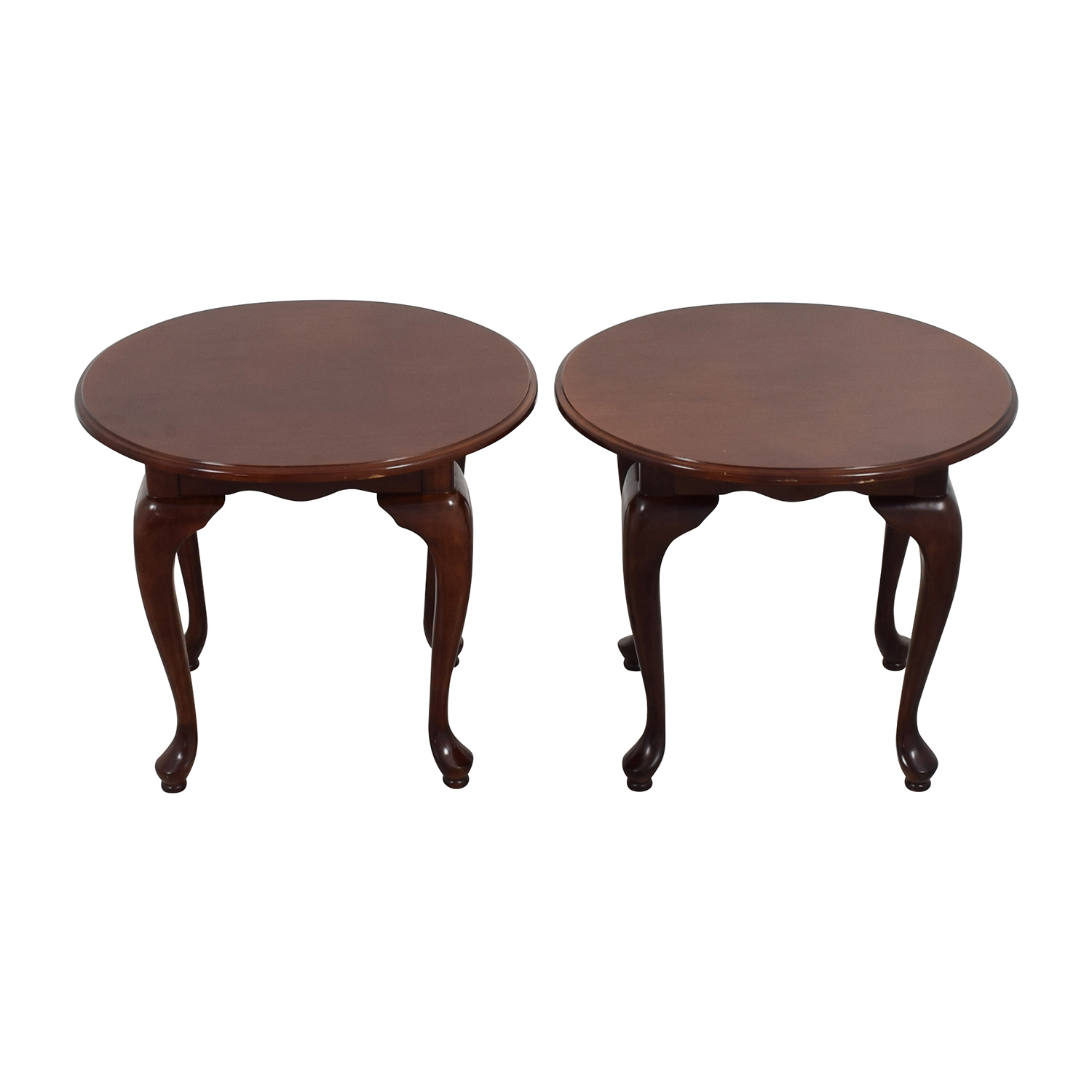 40 off heywood wakefield heywood wakefield single drawer buy ethan allen ethan allen heirloom round lamp tables online geotapseo Image collections