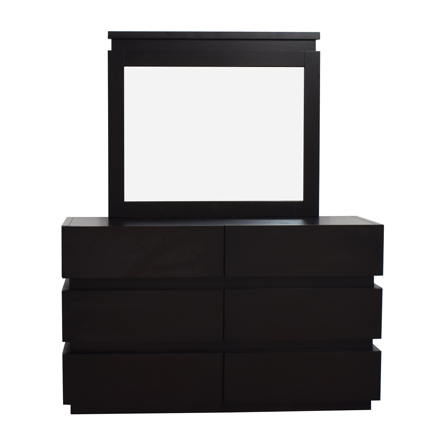 Memoky Memoky Six-Drawer Dresser dimensions