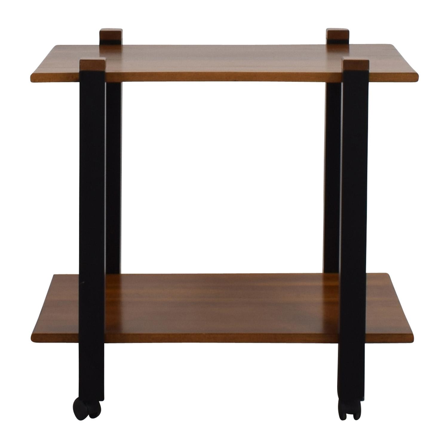 shop Pottery Barn Rolling Stand Pottery Barn Storage