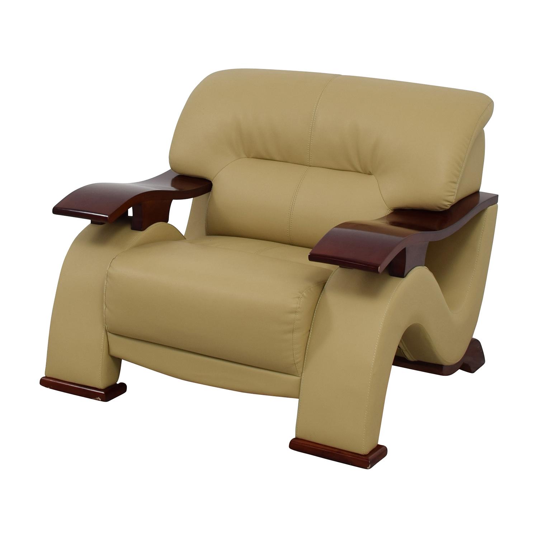 72% OFF Dream World Furniture Dream World Furniture Cappucino