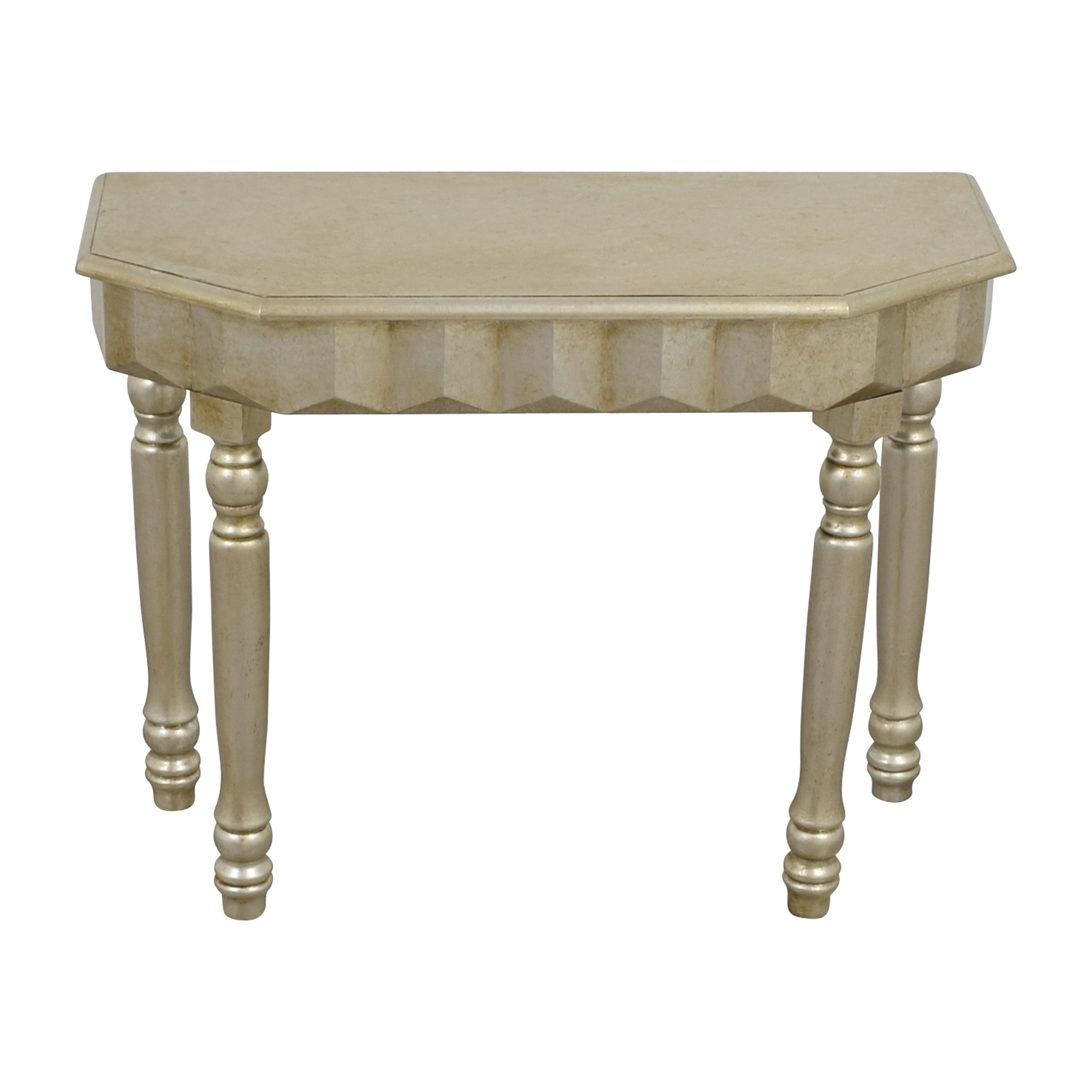 Sterling Furniture Sterling Furniture Metallic Console Table Tables
