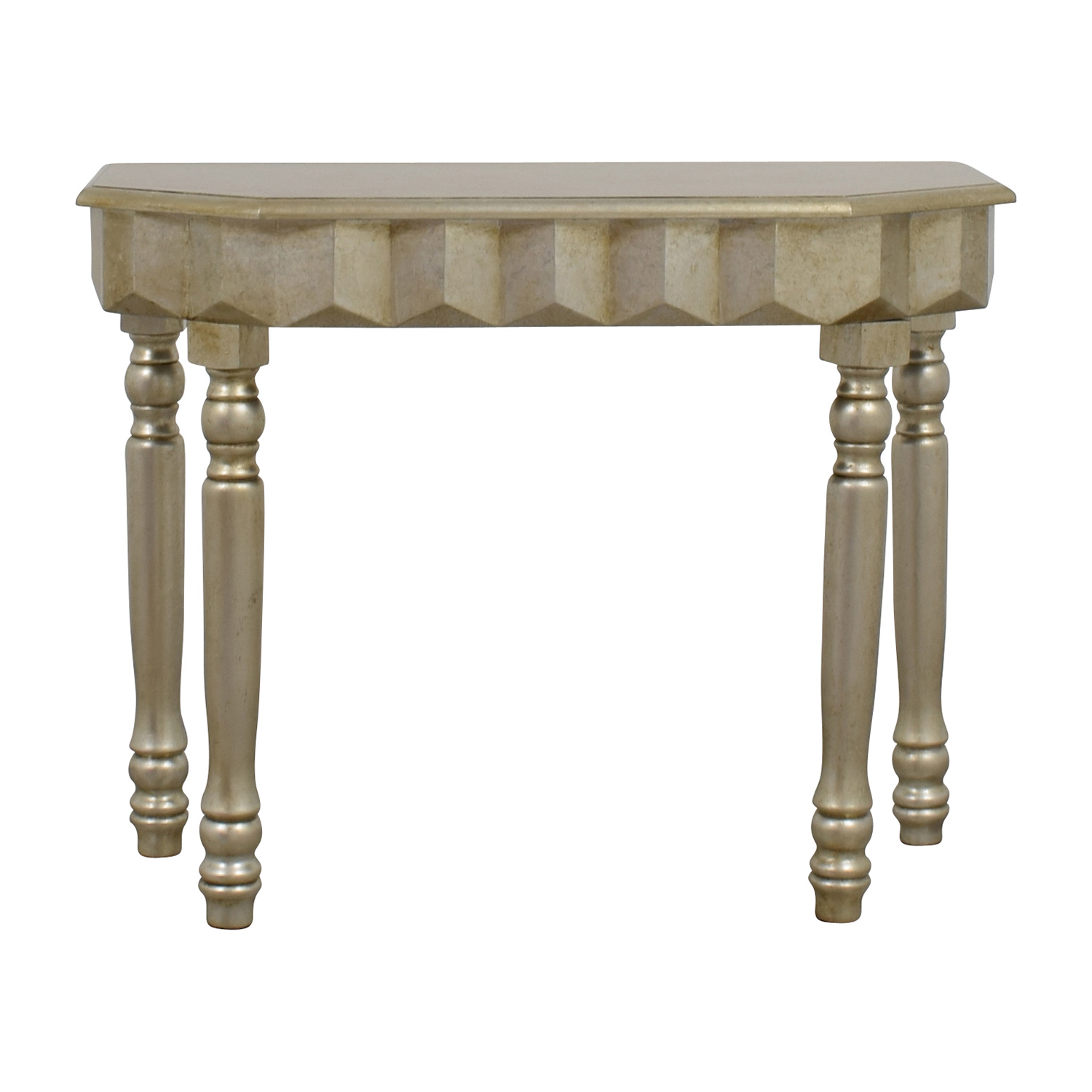 Sterling Furniture Sterling Furniture Metallic Console Table on sale