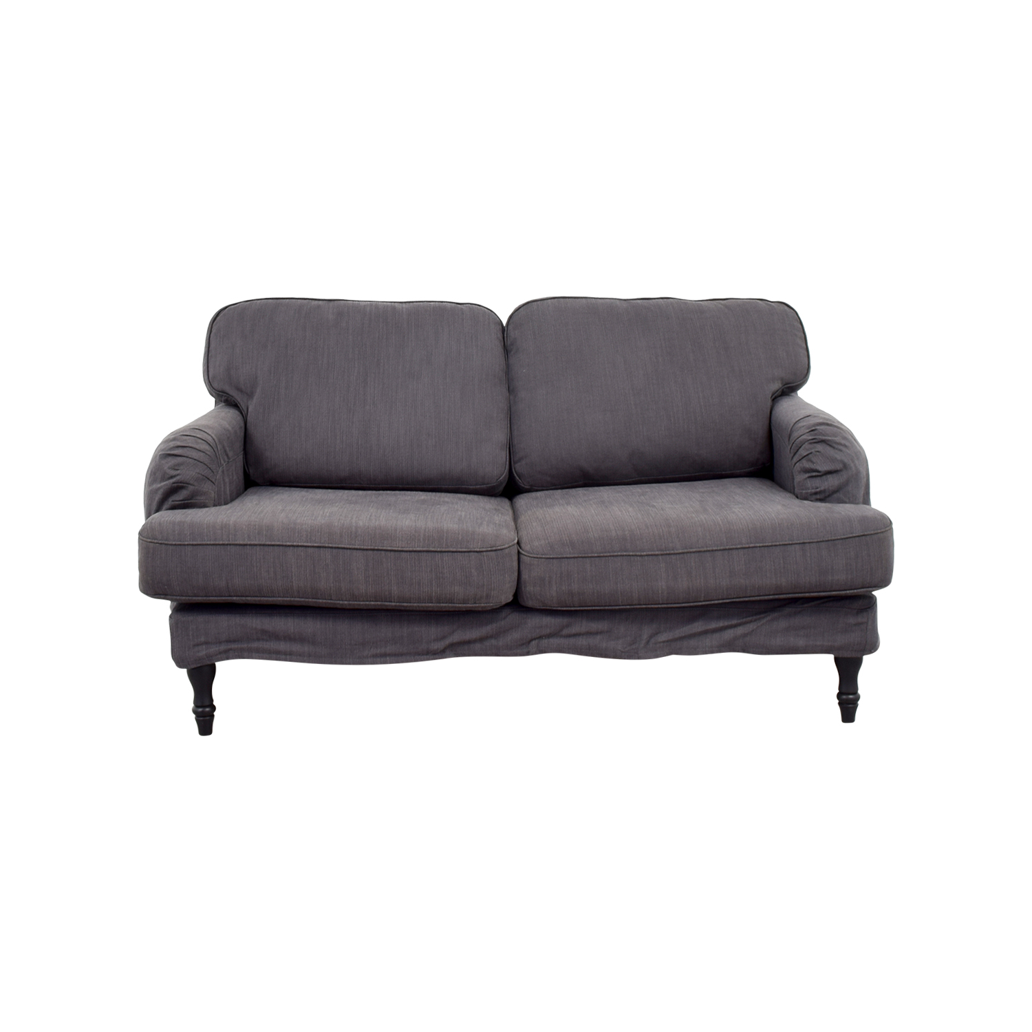 IKEA IKEA Stocksund Grey Loveseat nj