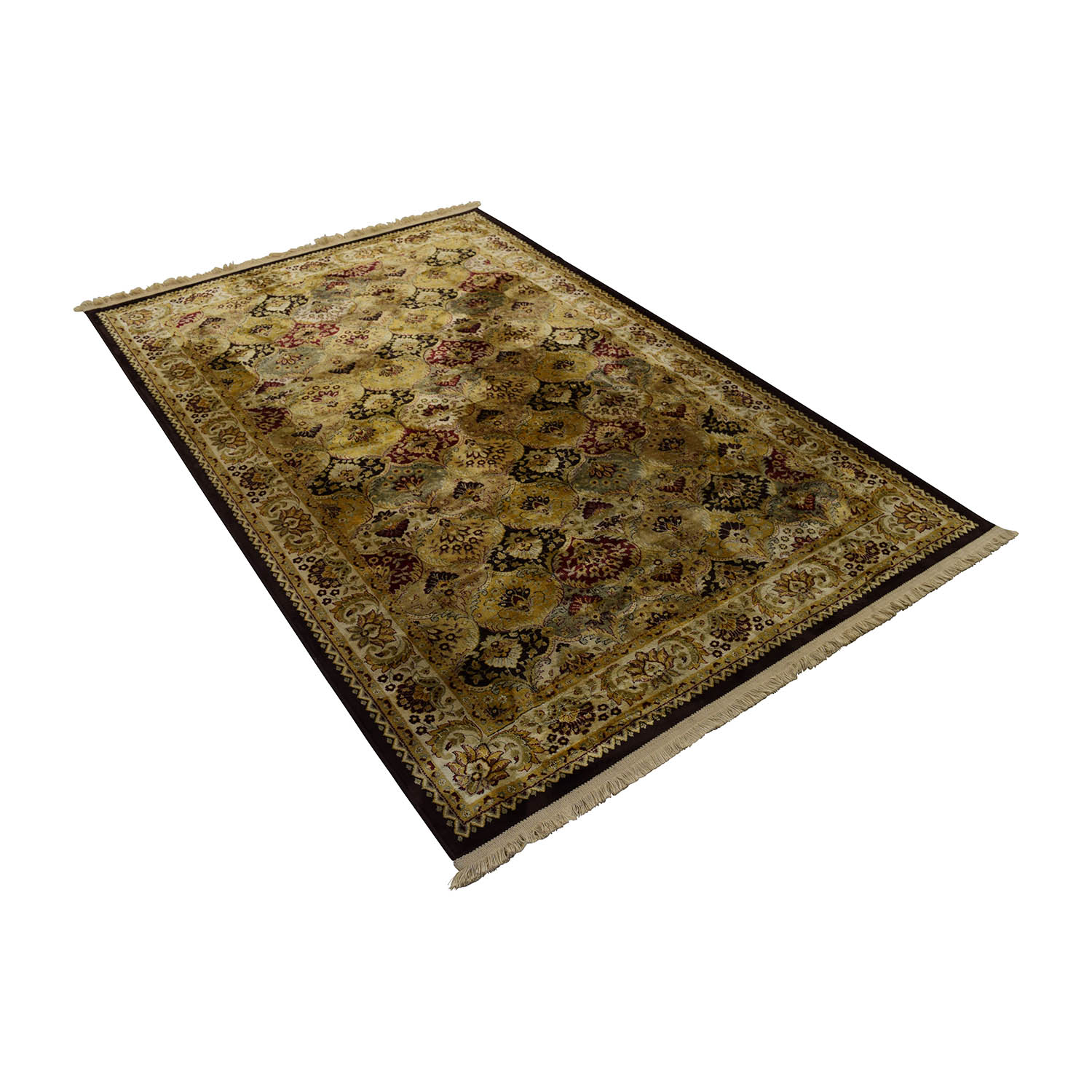 The Champagne Collection The Champagne Collection Area Rug 5X8 for sale