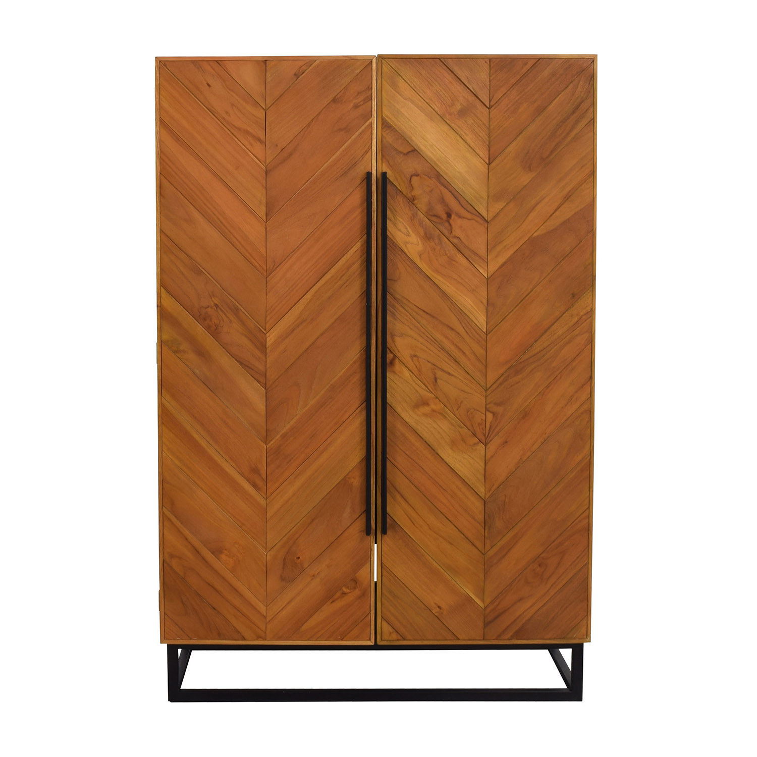 Crate & Barrel Estilo Cabinet sale