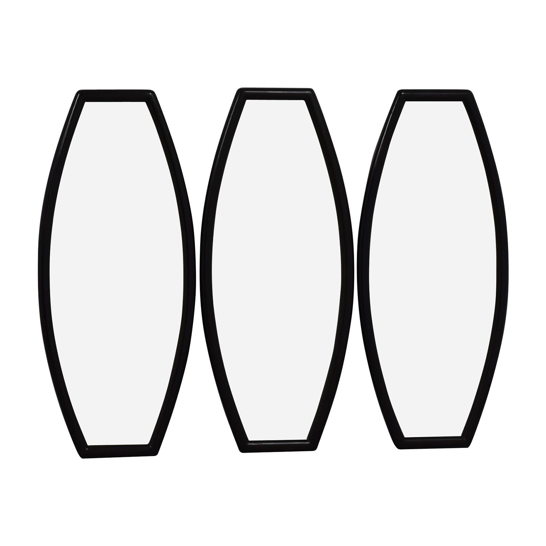 shop Mitchell Gold + Bob Williams Mitchell Gold + Bob Williams Tall Black Mirrors online