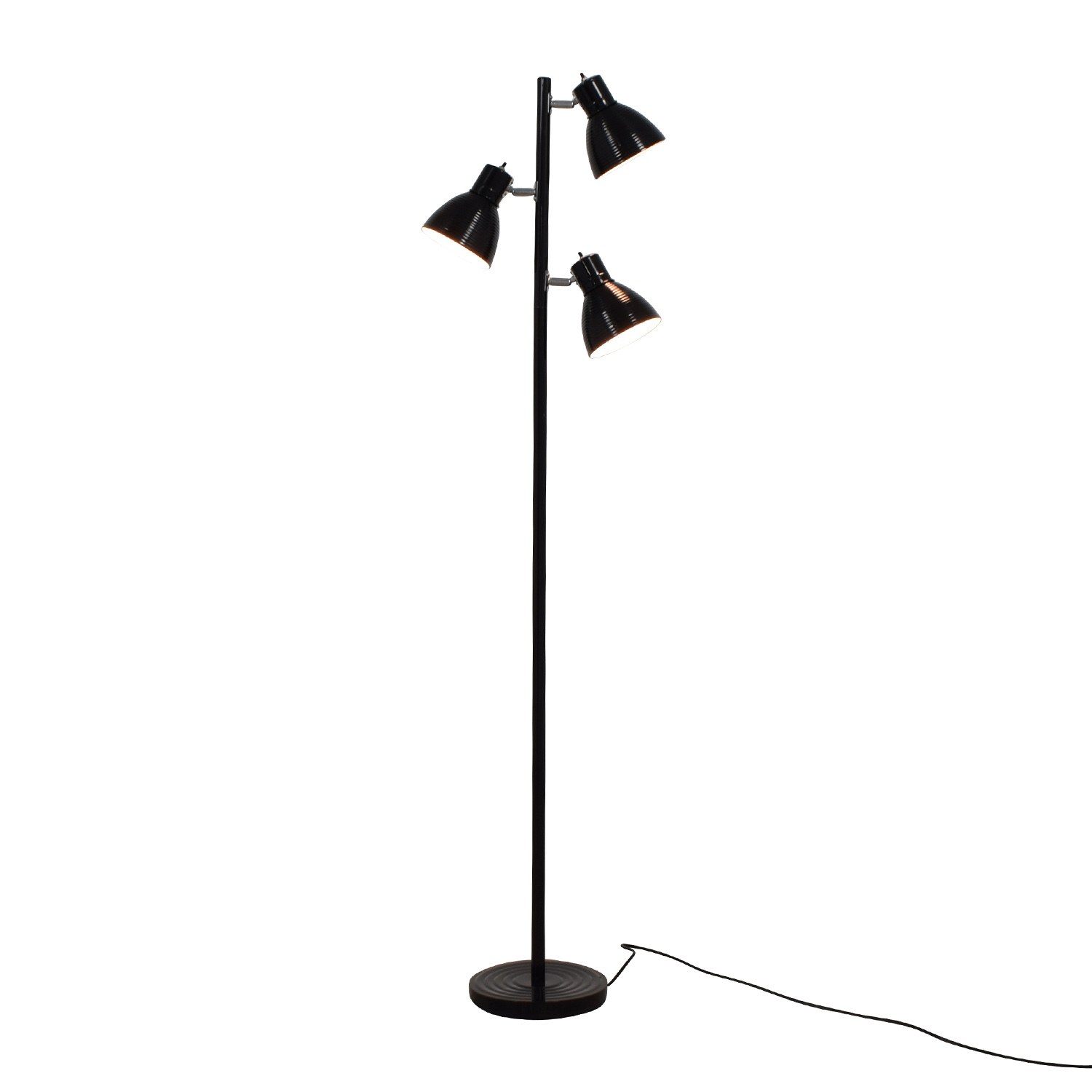 Black Standing Floor Lamp