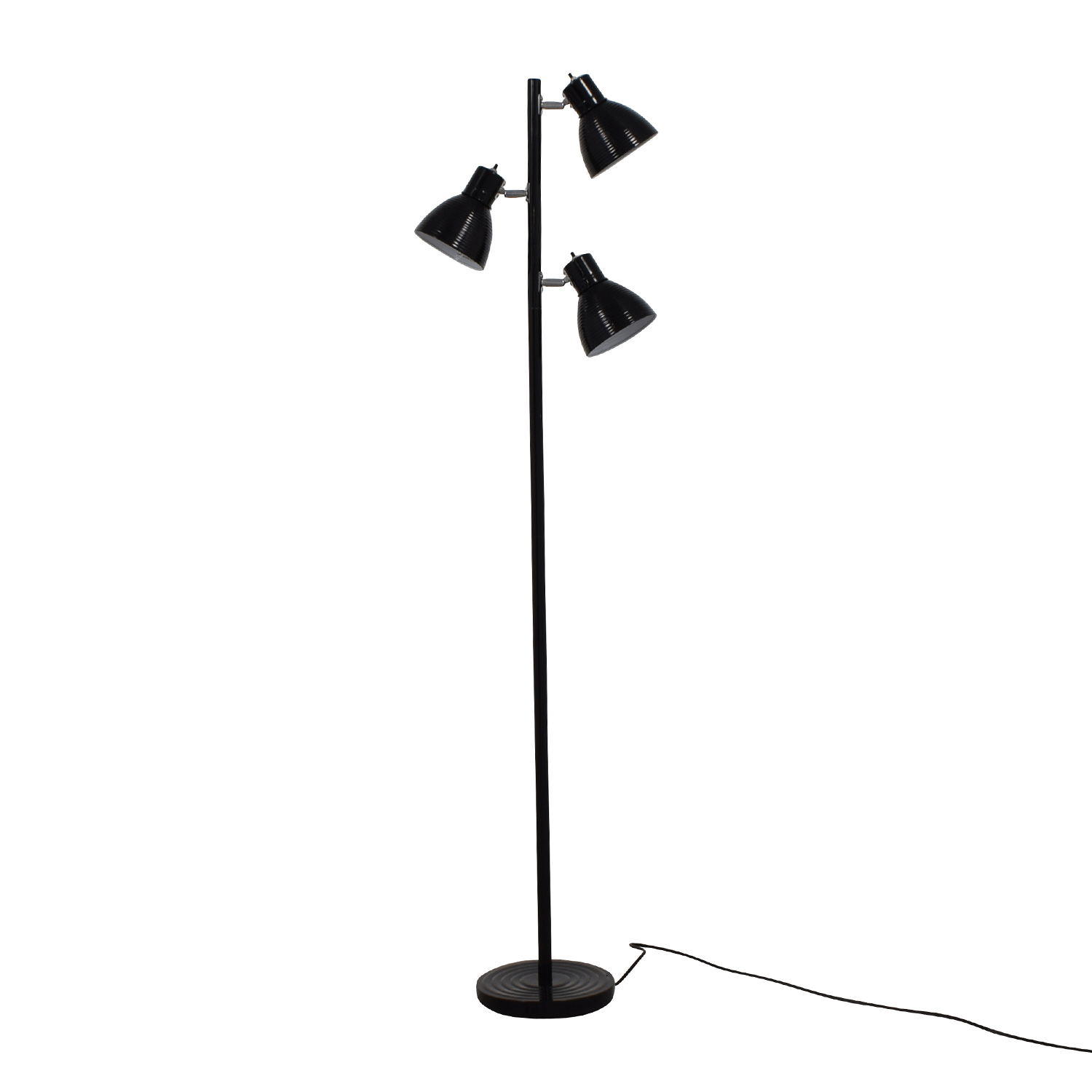 Black Standing Floor Lamp dimensions