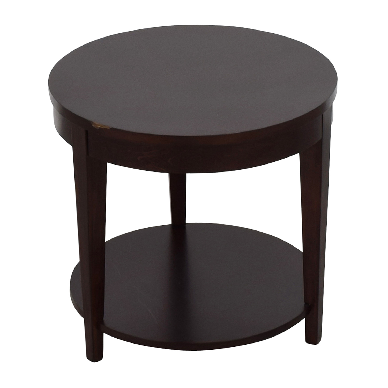Macys Round Night Stand / Coffee Tables