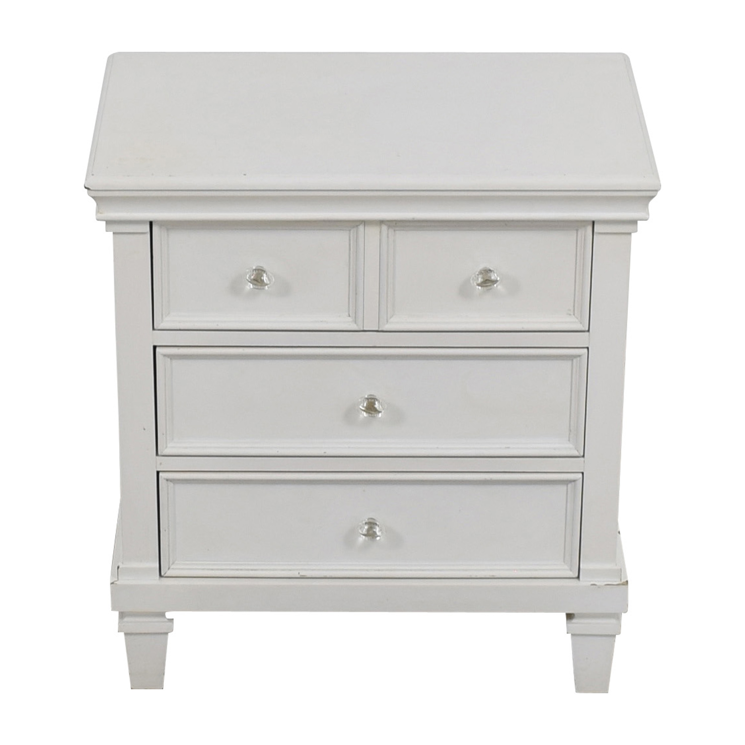 Coaster Coaster White Nightstand discount