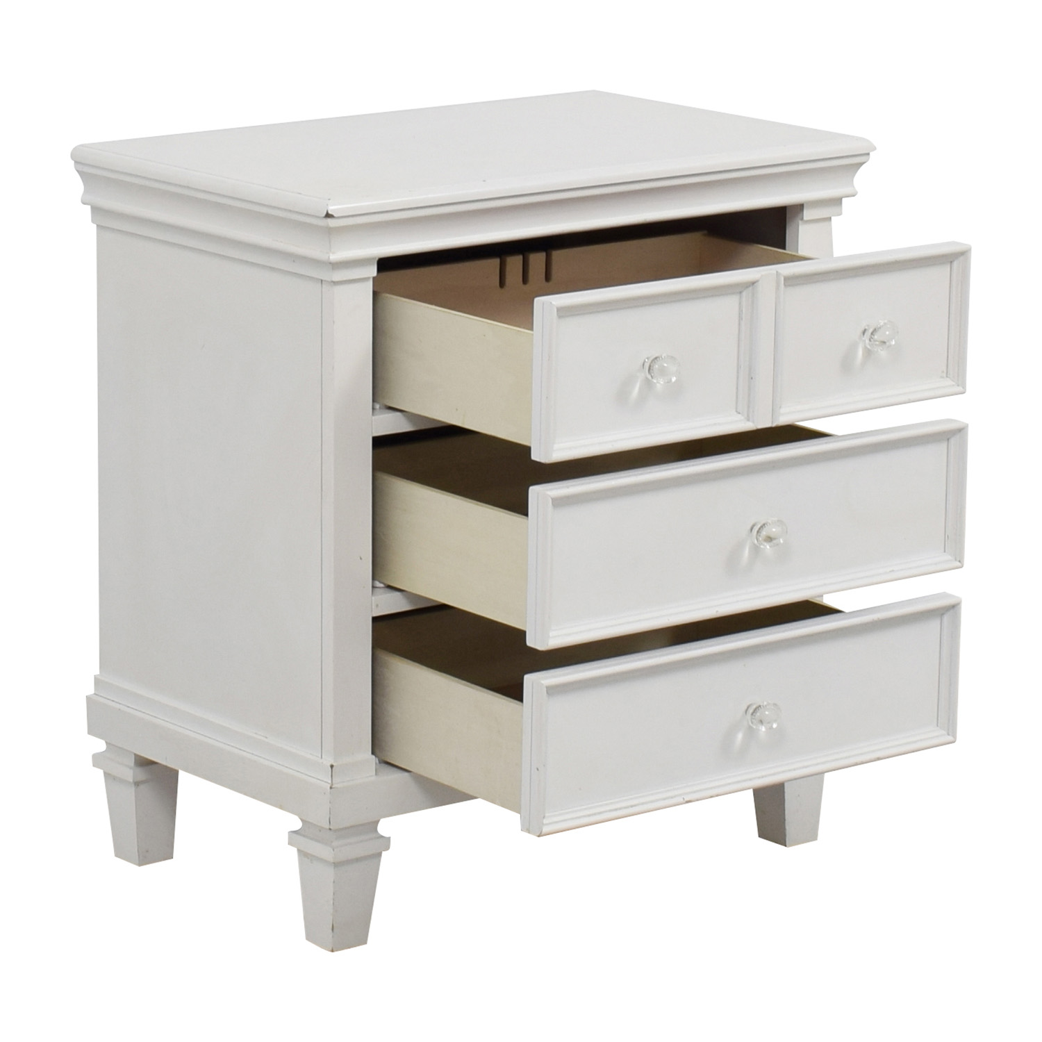 buy Coaster White Nightstand Coaster Tables