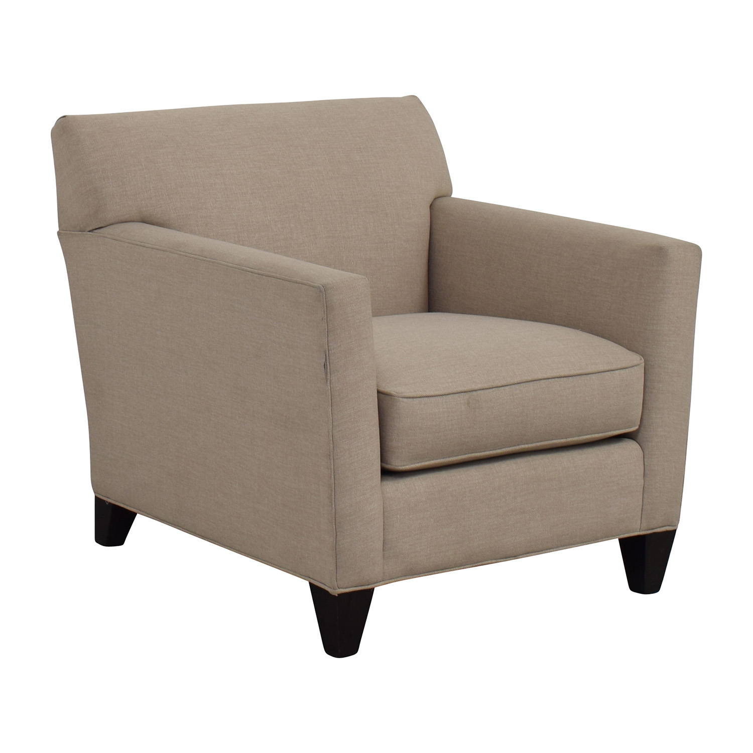 Crate Barrel Hennessy Sofa Chair Chairs