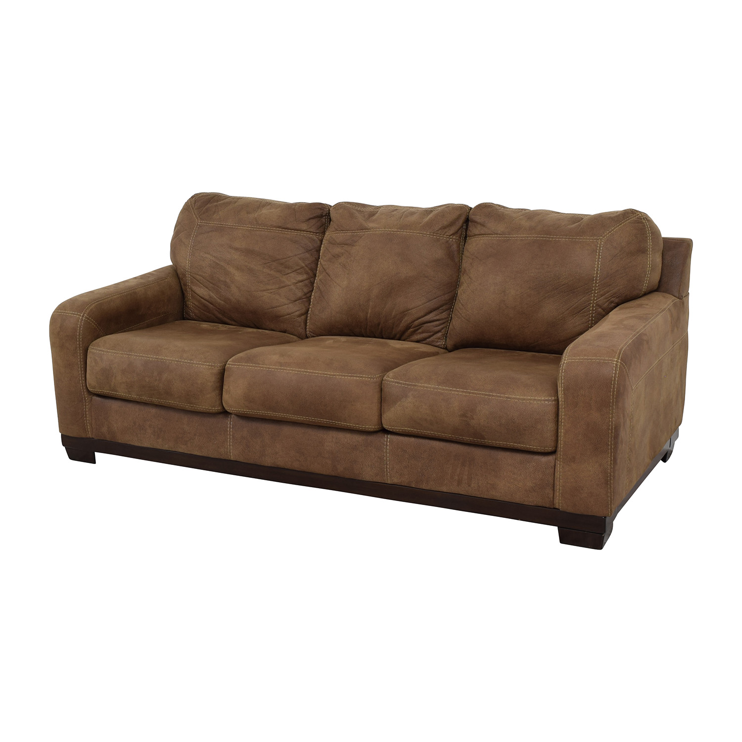 75% OFF Ashley Furniture Ashley Furniture Kylun Brown Three