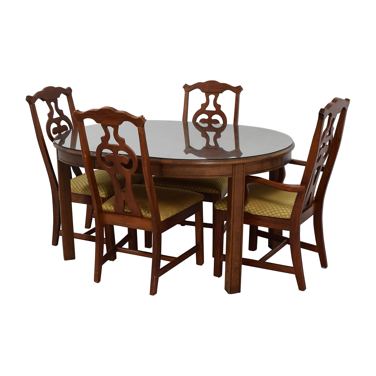 Hagerty Hagerty Wooden Dining Set used