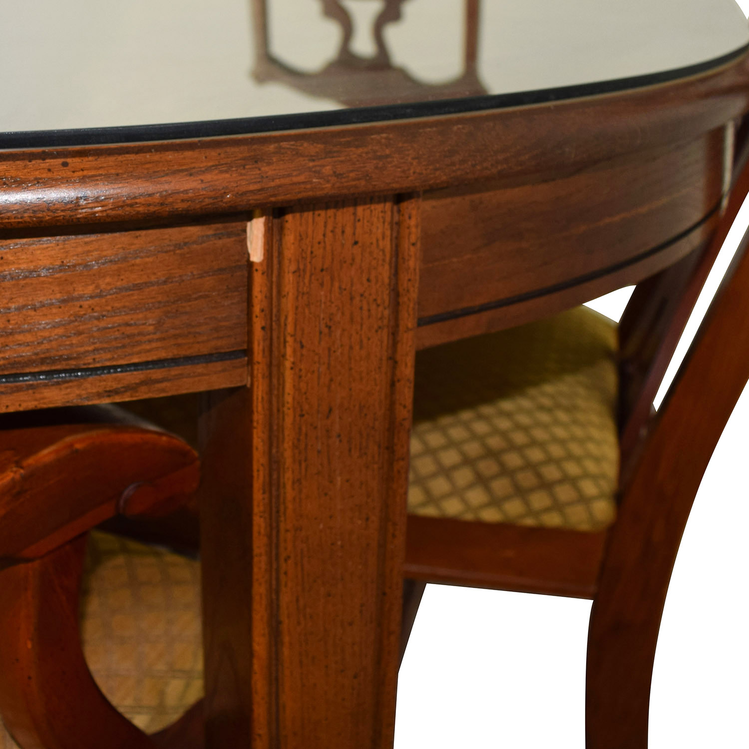 Hagerty Hagerty Wooden Dining Set Tables