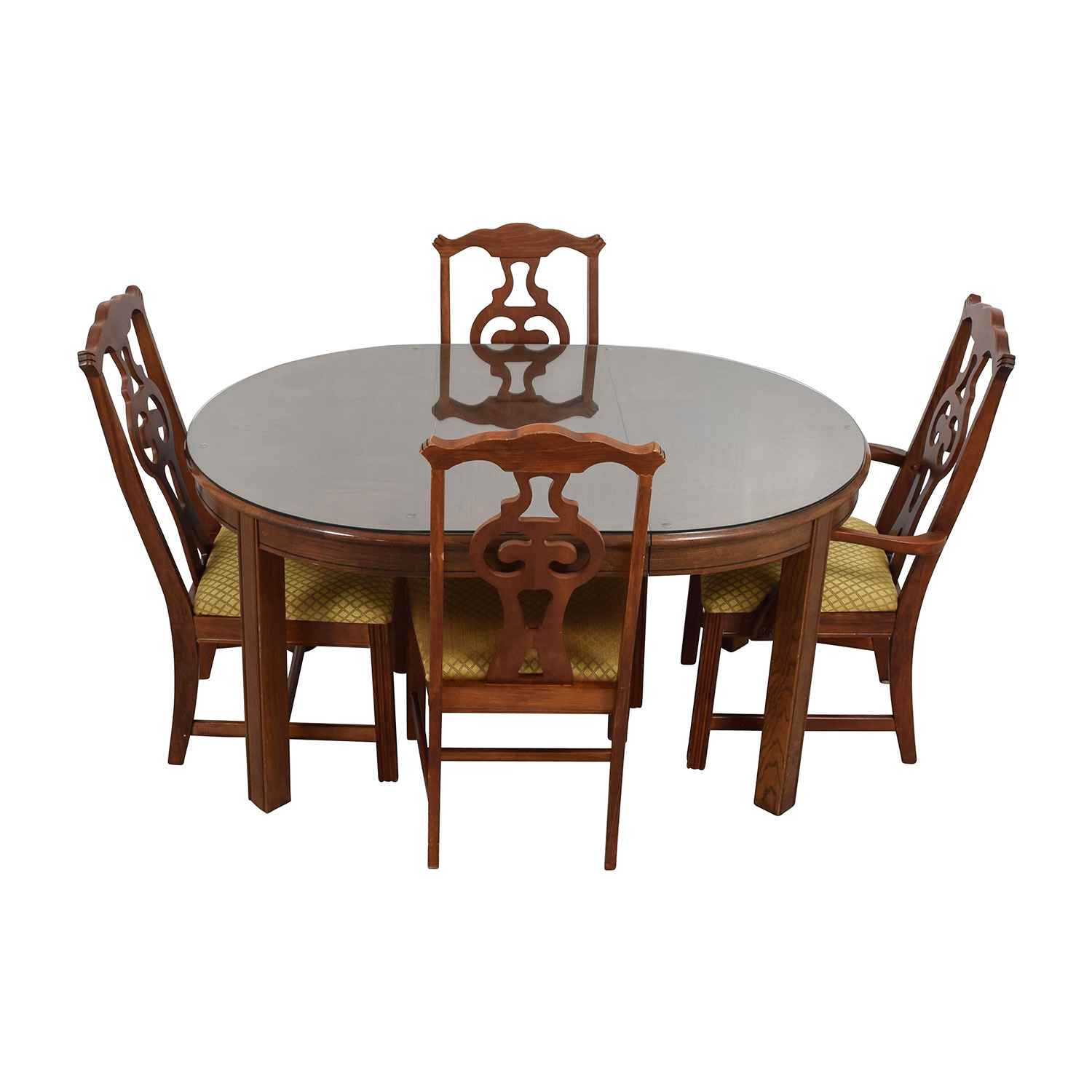 Hagerty Hagerty Wooden Dining Set on sale