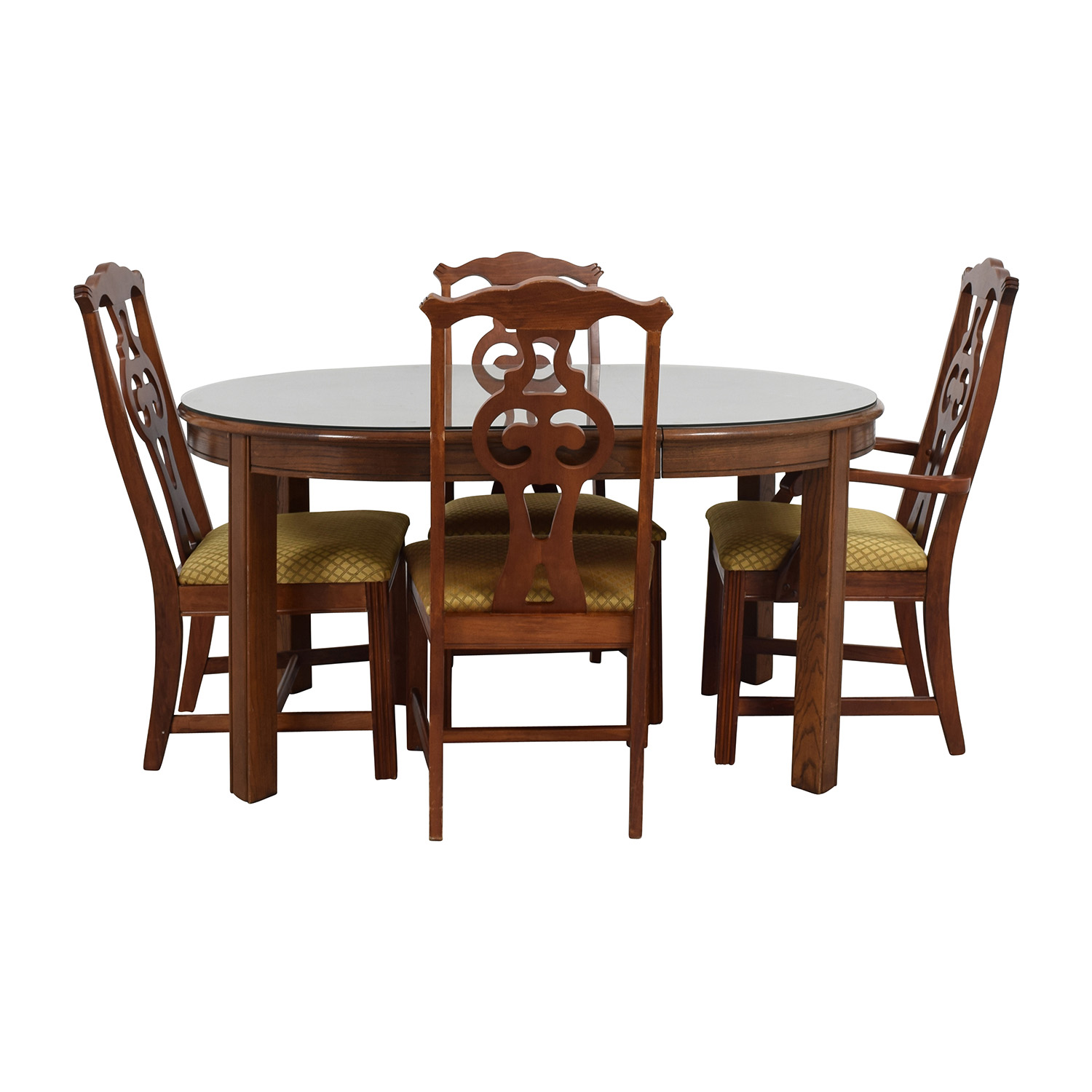 Hagerty Hagerty Wooden Dining Set Dining Sets