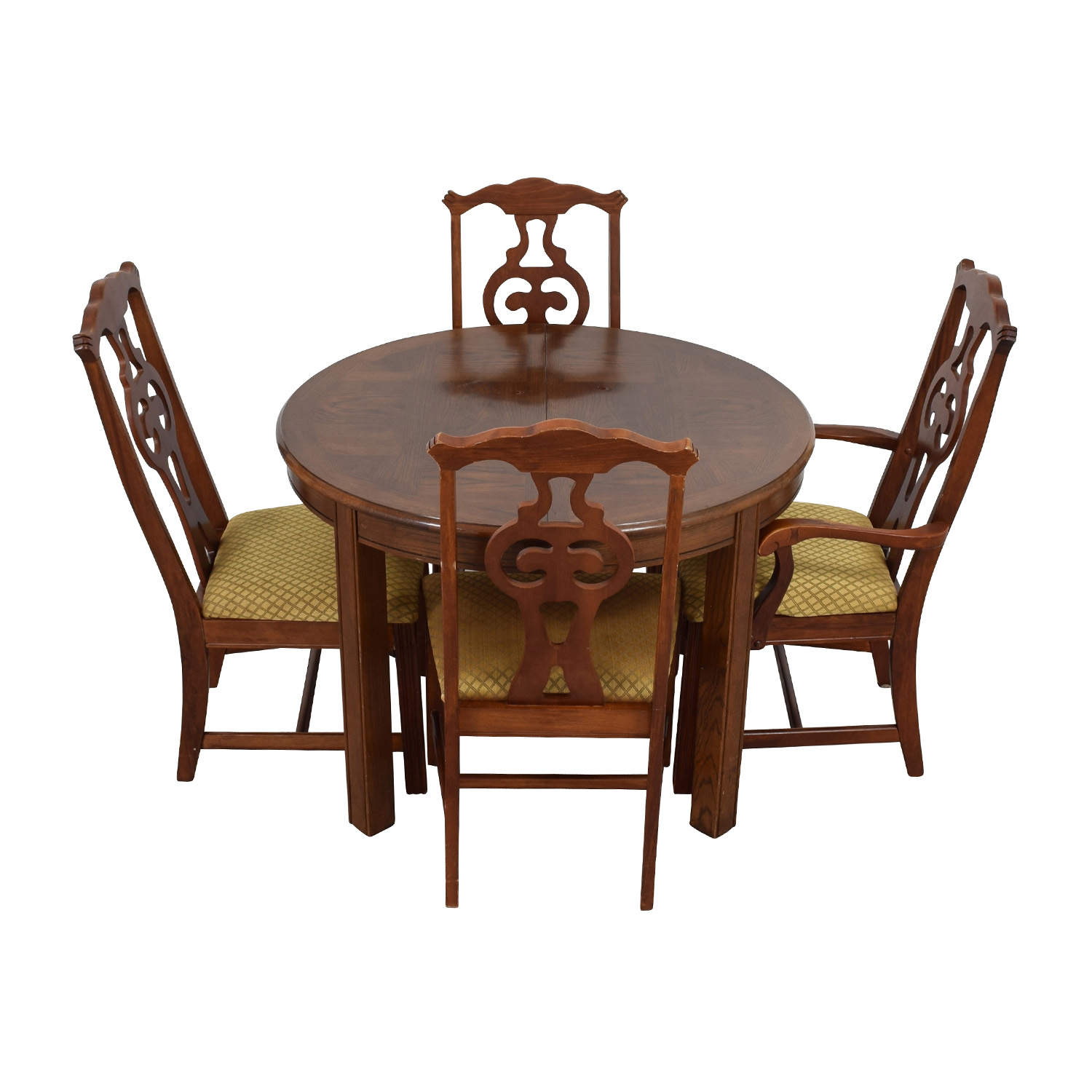 Hagerty Hagerty Wooden Dining Set nyc