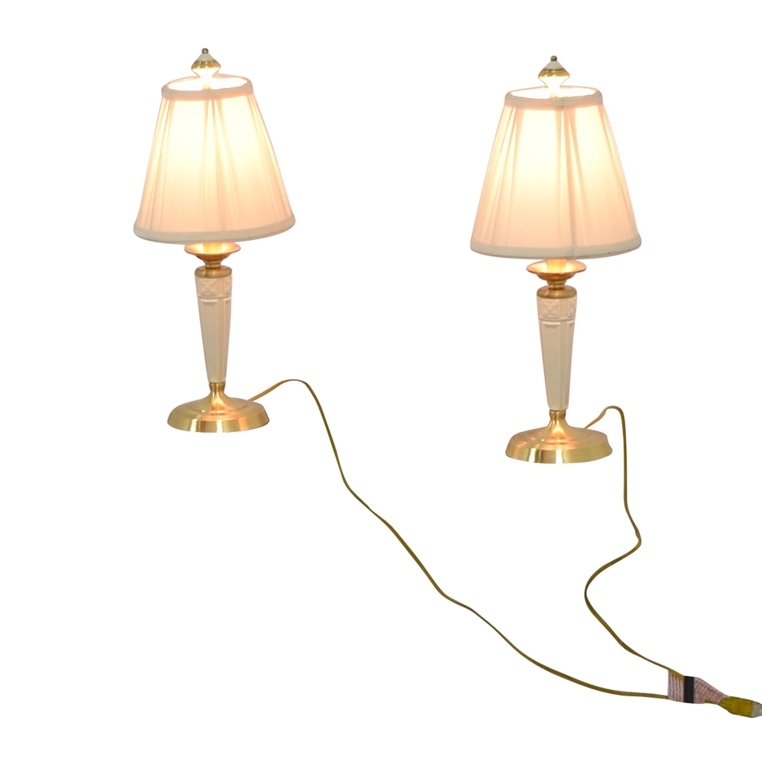 90 off lenox lenox white and gold base table lamps decor lenox lenox white and gold base table lamps nyc mozeypictures Choice Image