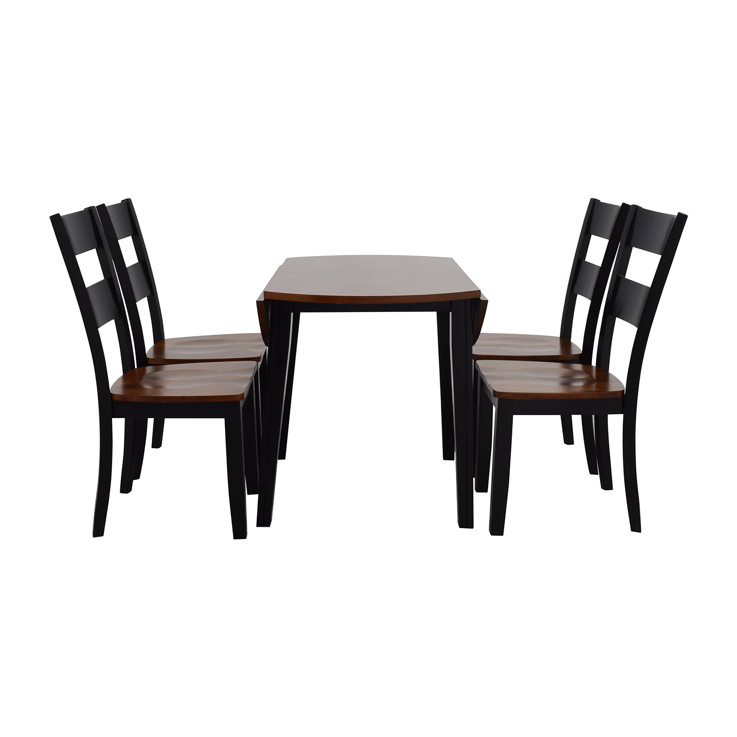 Buy Bobs Furniture Leaf Folding Kitchen Dining Set