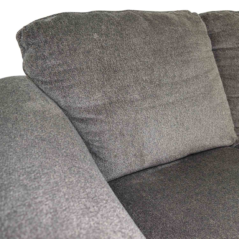Peachy 54 Off Ashley Furniture Ashley Furniture Makonnen Grey Loveseat Sofas Short Links Chair Design For Home Short Linksinfo