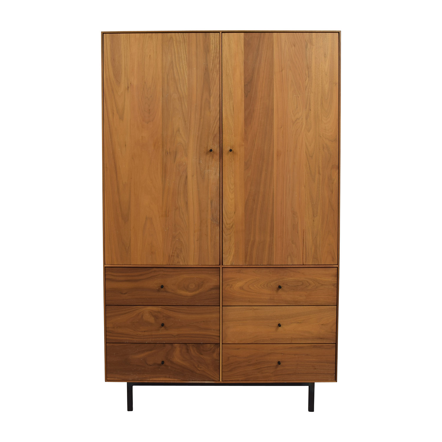 buy Room & Board Hudson Armoire Room & Board Storage