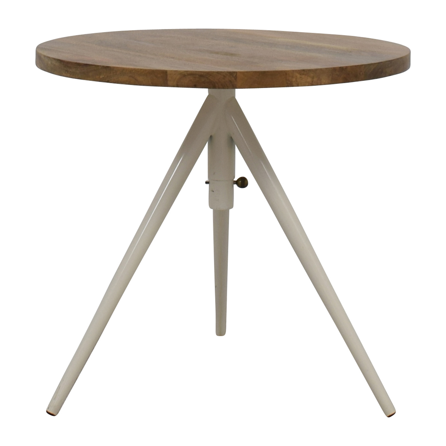 West Elm West Elm Round Adjustable Bistro Table coupon