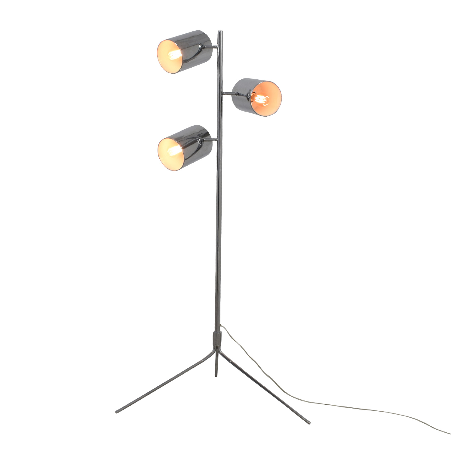36 Off Cb2 Cb2 Tripel Floor Lamp Decor