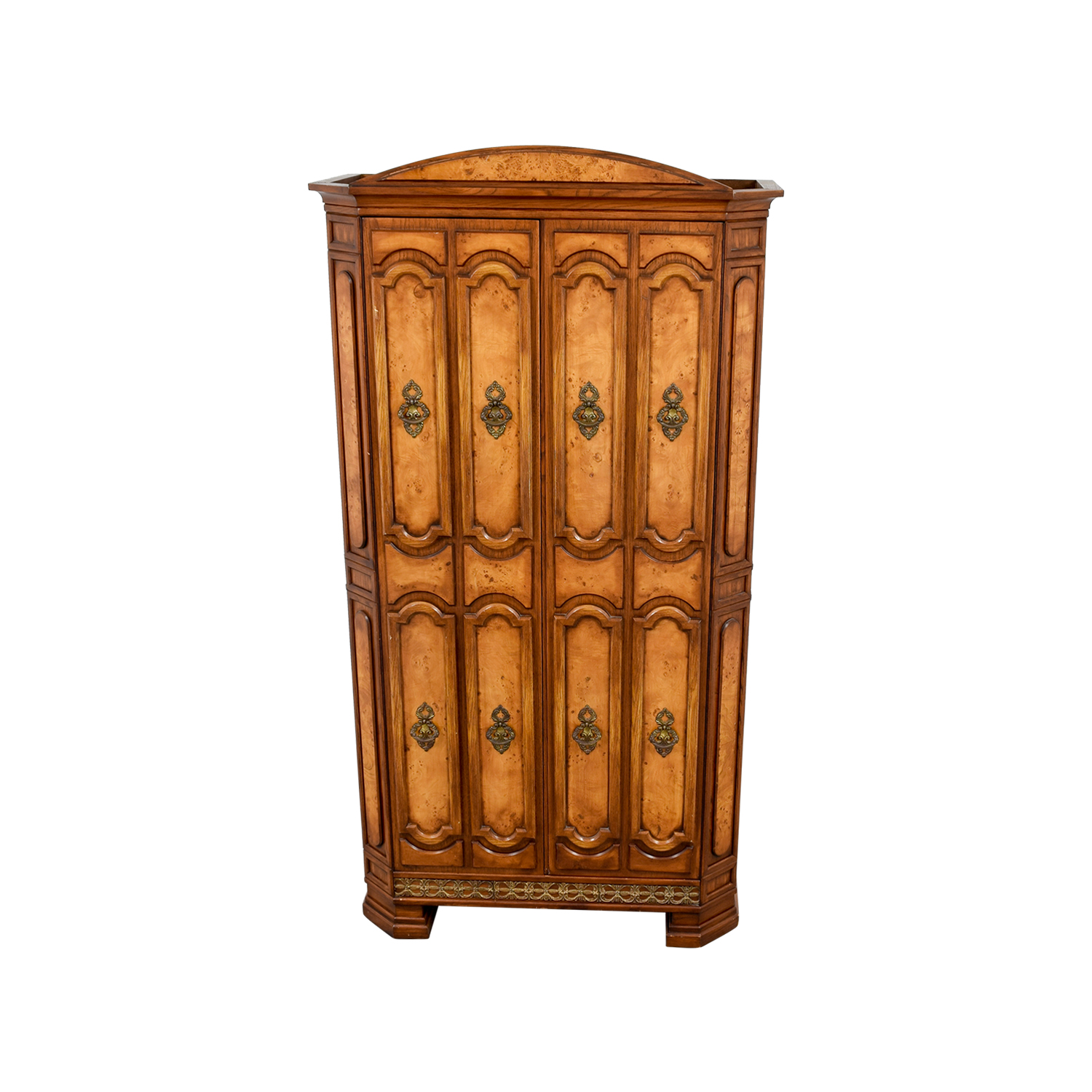 Wooden Armoire second hand