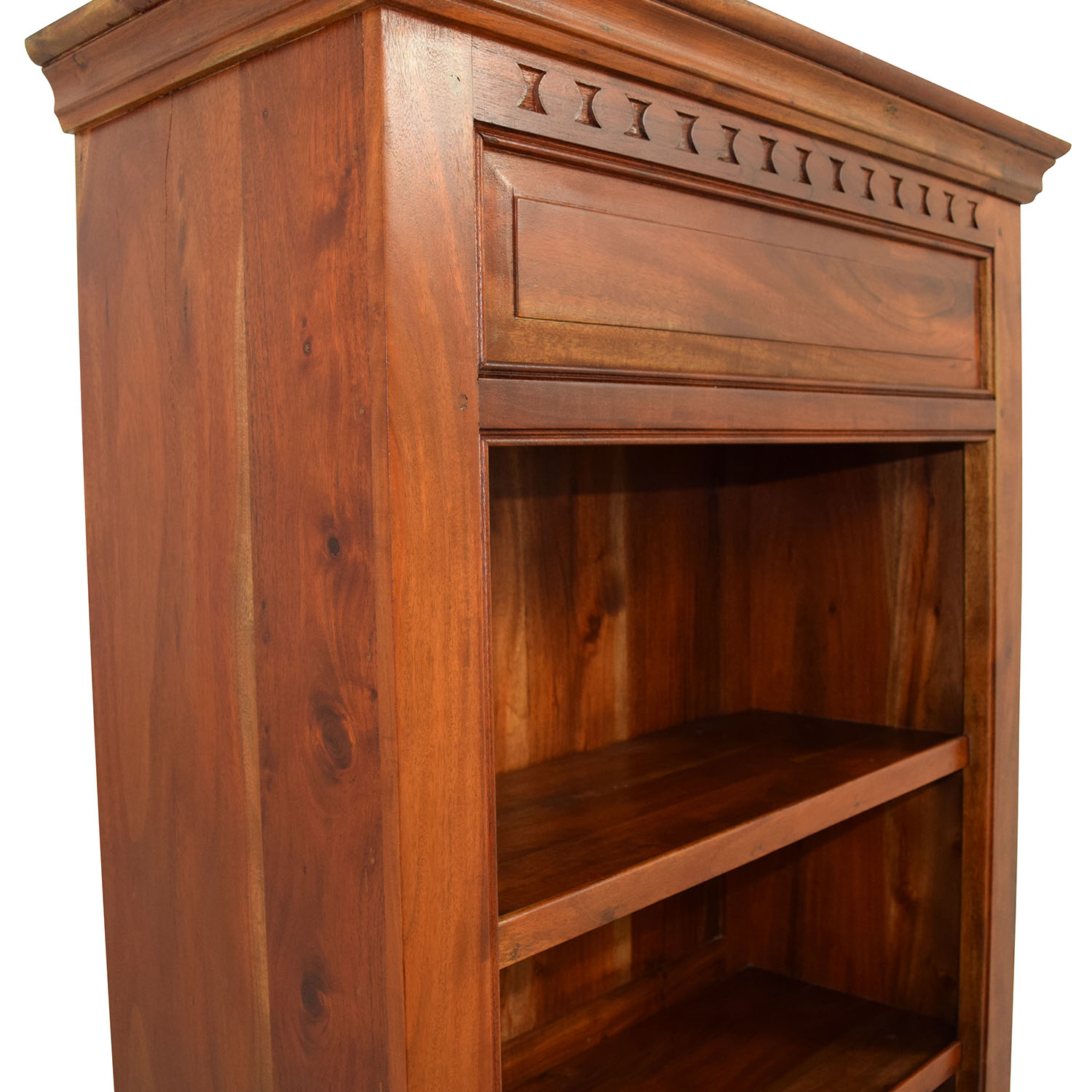 shop Hand Carved Book Shelf online