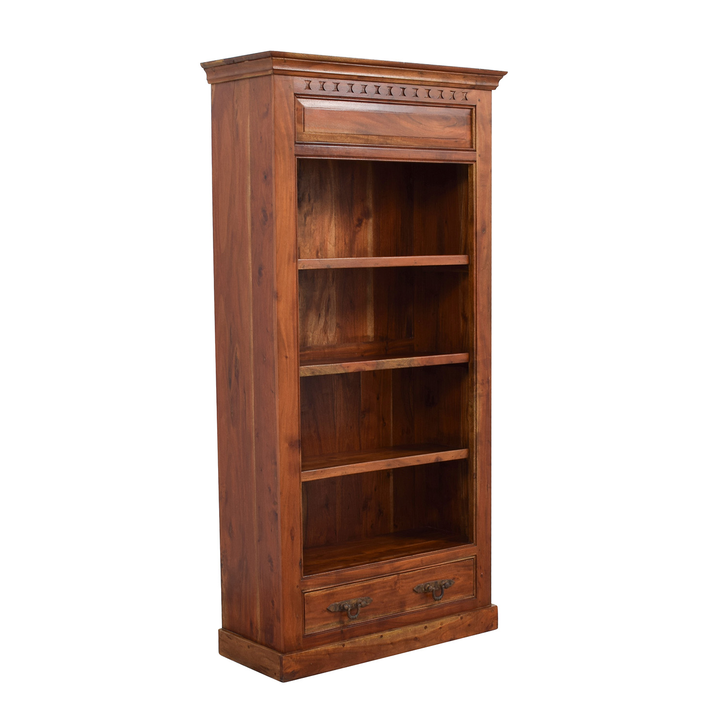 buy Hand Carved Book Shelf online