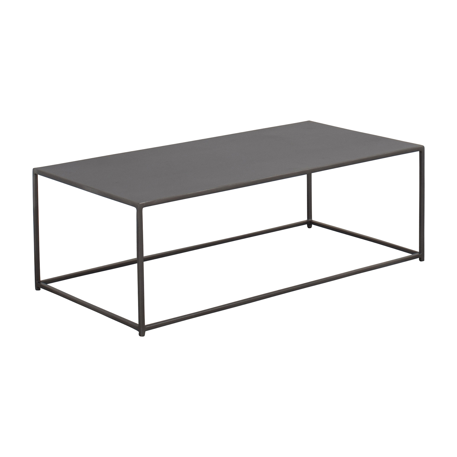 Cb2 Mill Coffee Table Rascalartsnyc