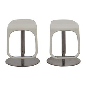 IKEA IKEA White Modern Bar Stools on sale