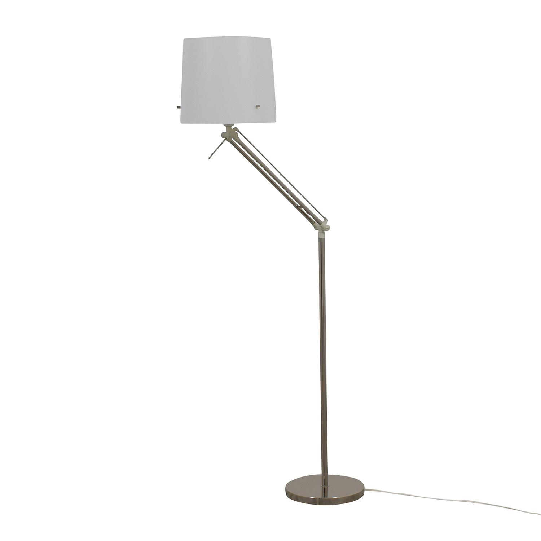 Ikea Adjule Angle Floor Lamp Lamps