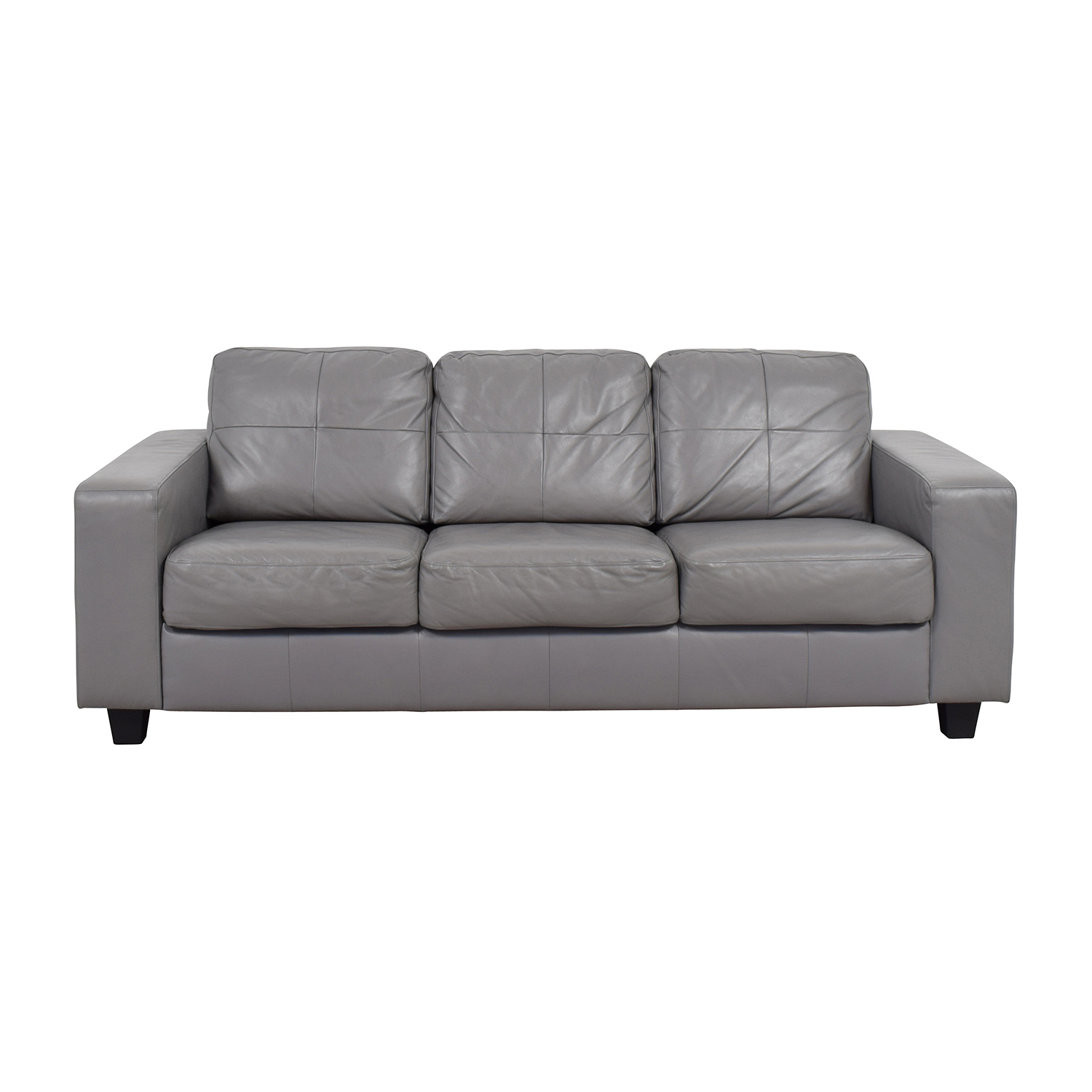 Shop IKEA Skogaby Sofa In Light Grey IKEA ...
