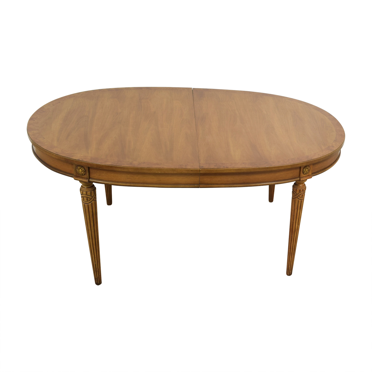 buy Thomasville Thomasville Oblong Extendable Dining Room Table online