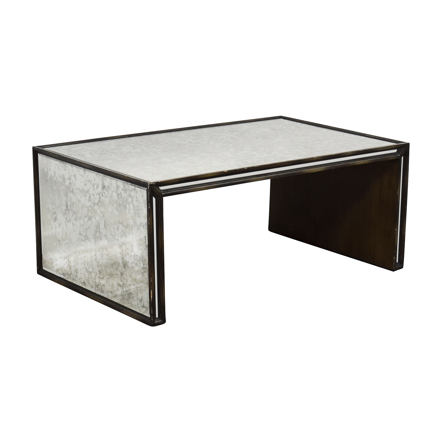 90 Off Arhaus Furniture Arhaus Mirrored Coffee Table Tables
