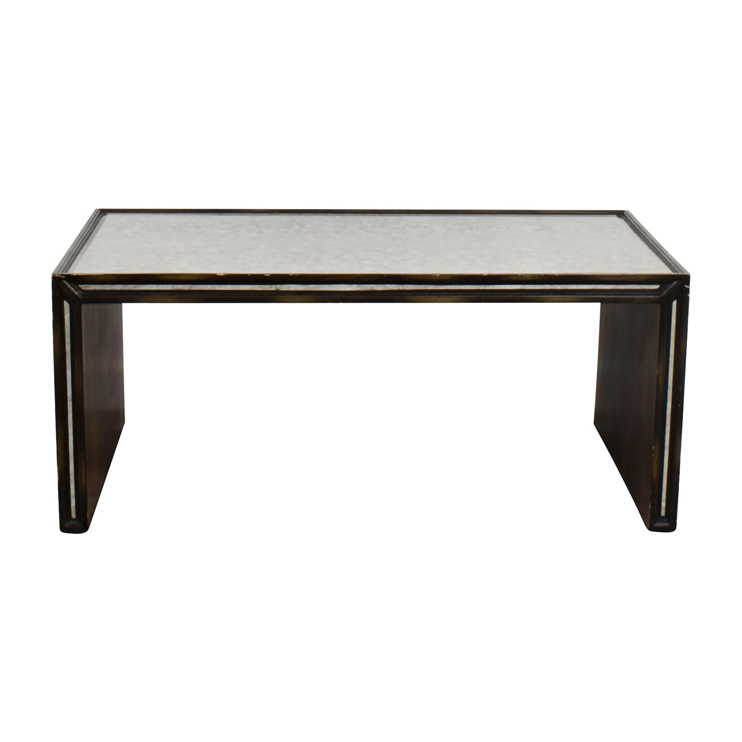 Delightful Shop Arhaus Mirrored Coffee Table Arhaus Furniture Coffee Tables ...