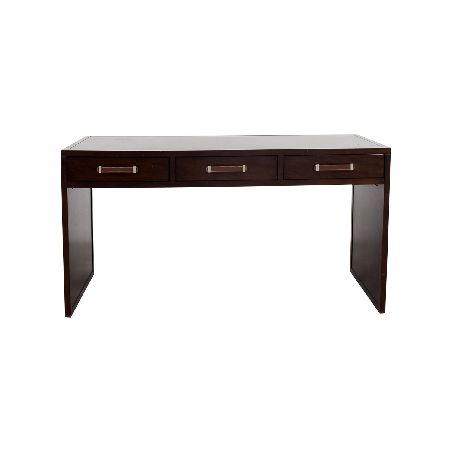 Alexa Hampton Harrison Three-Drawer Writing Table / Tables