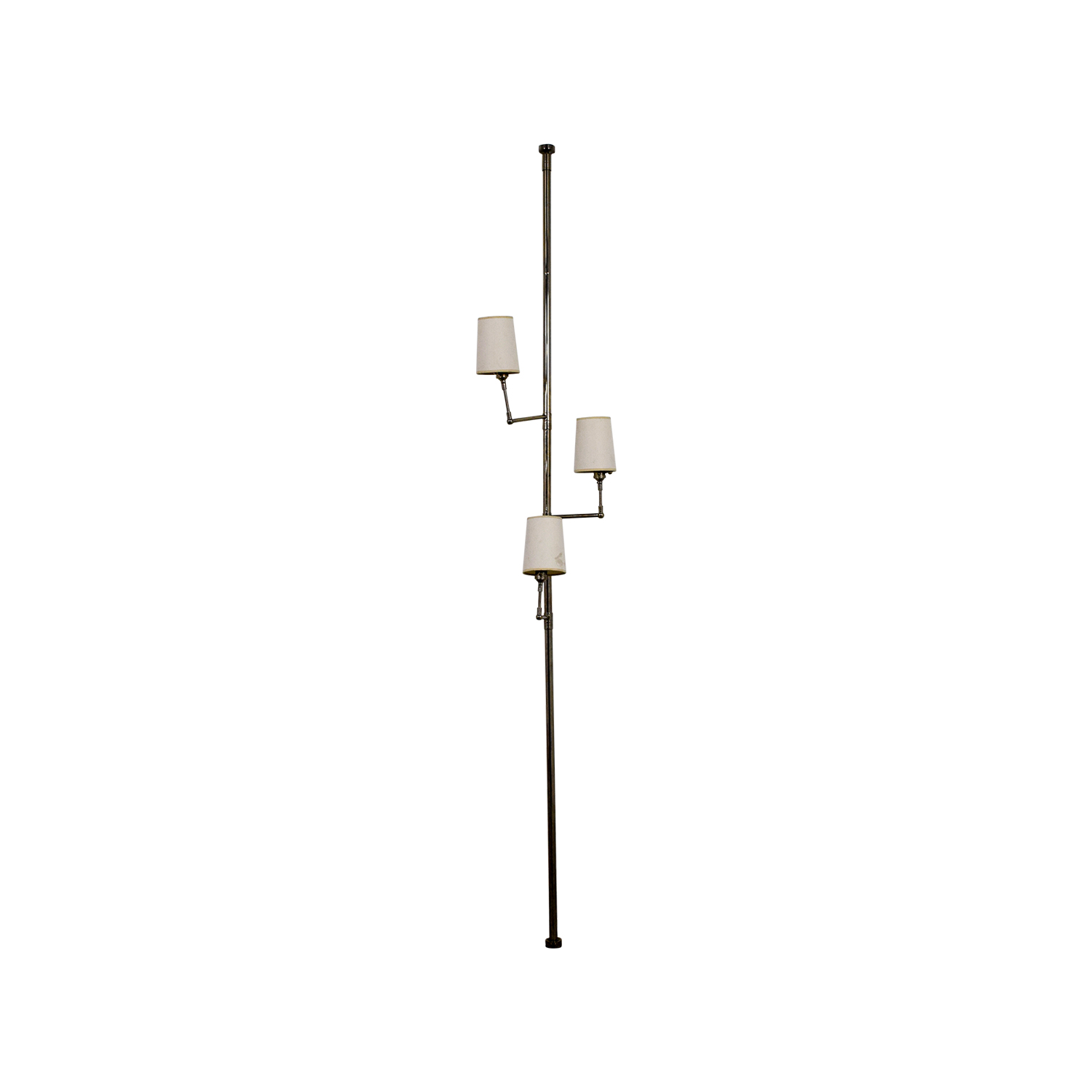 buy Ziyi Ziyi Tension Pole Lamp in Polished Nickel online