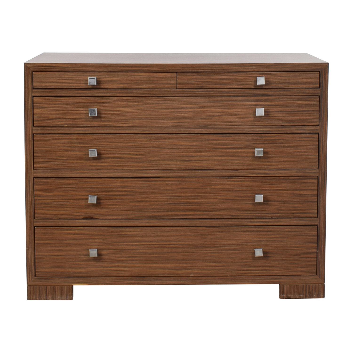 Bungalow 5 Frances Brown 6-Drawer Dresser Bungalow 5