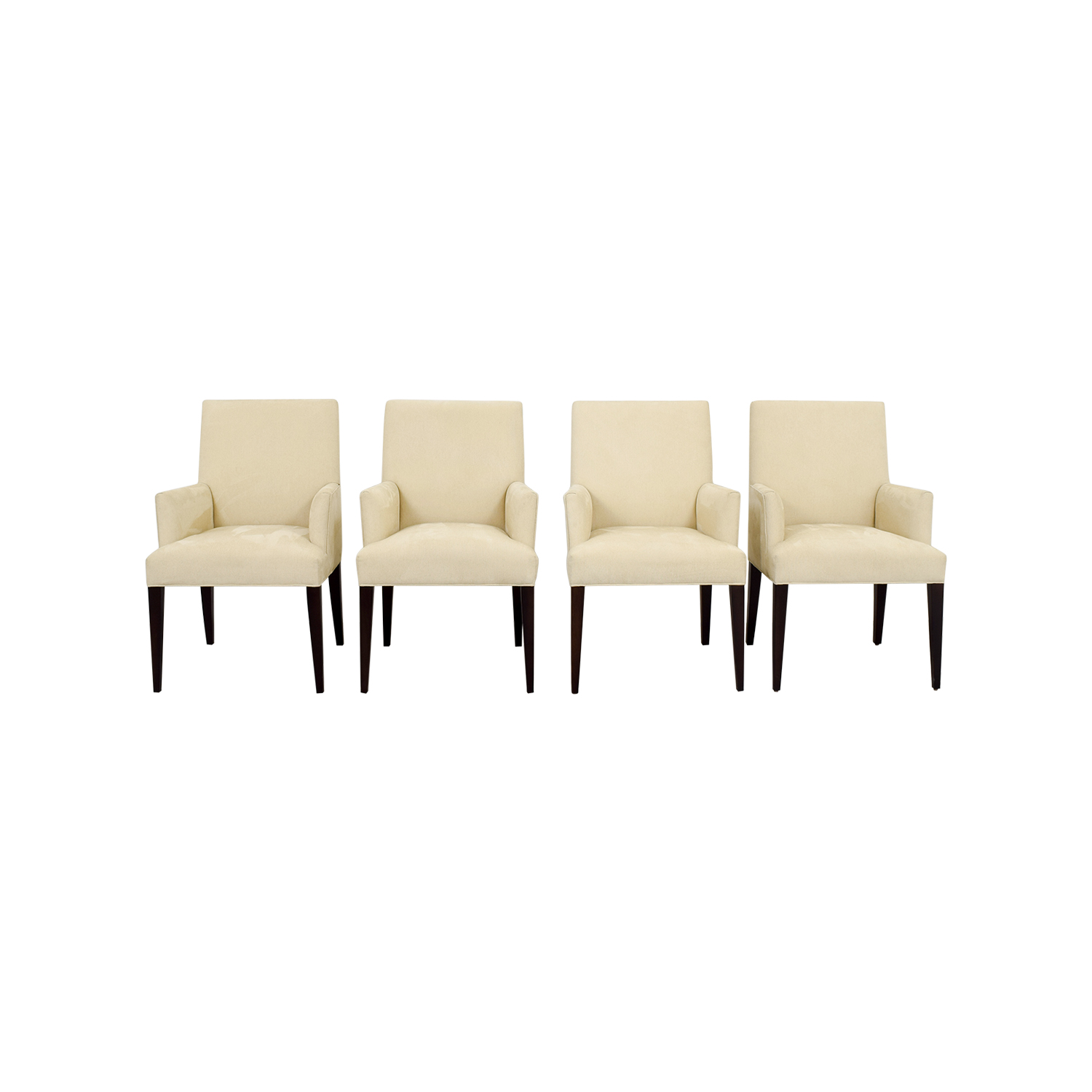 Crate & Barrel Crate & Barrel Miles Dining Chairs on sale