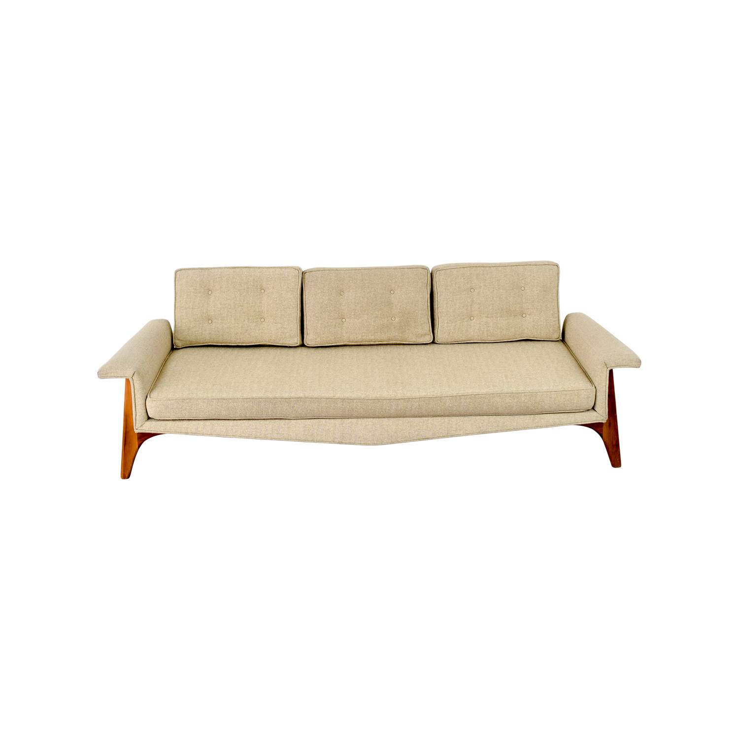 Adrian Pearsall for Craft Associates Mid-Century Sofa / Sofas