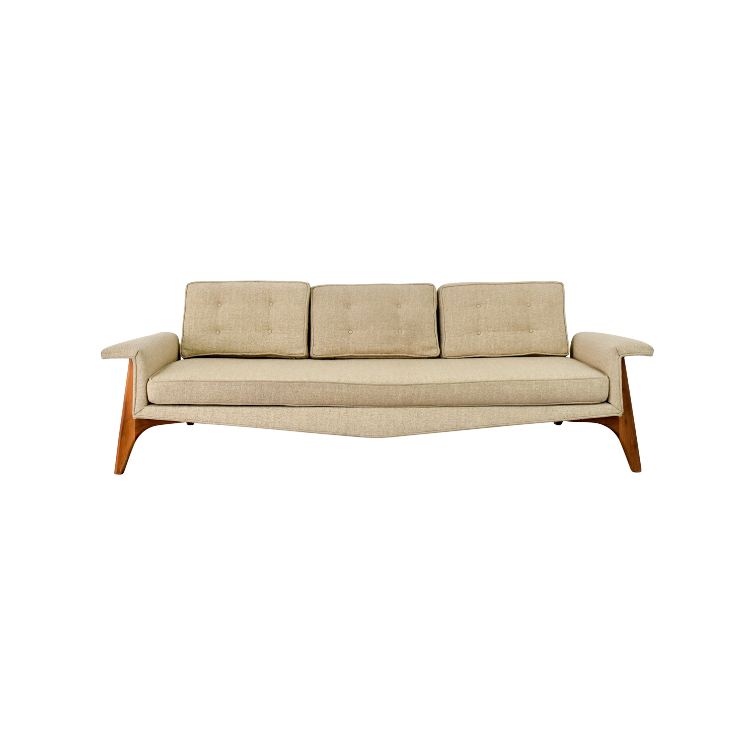 Adrian Pearsall for Craft Associates Adrian Pearsall for Craft Associates Mid-Century Sofa price