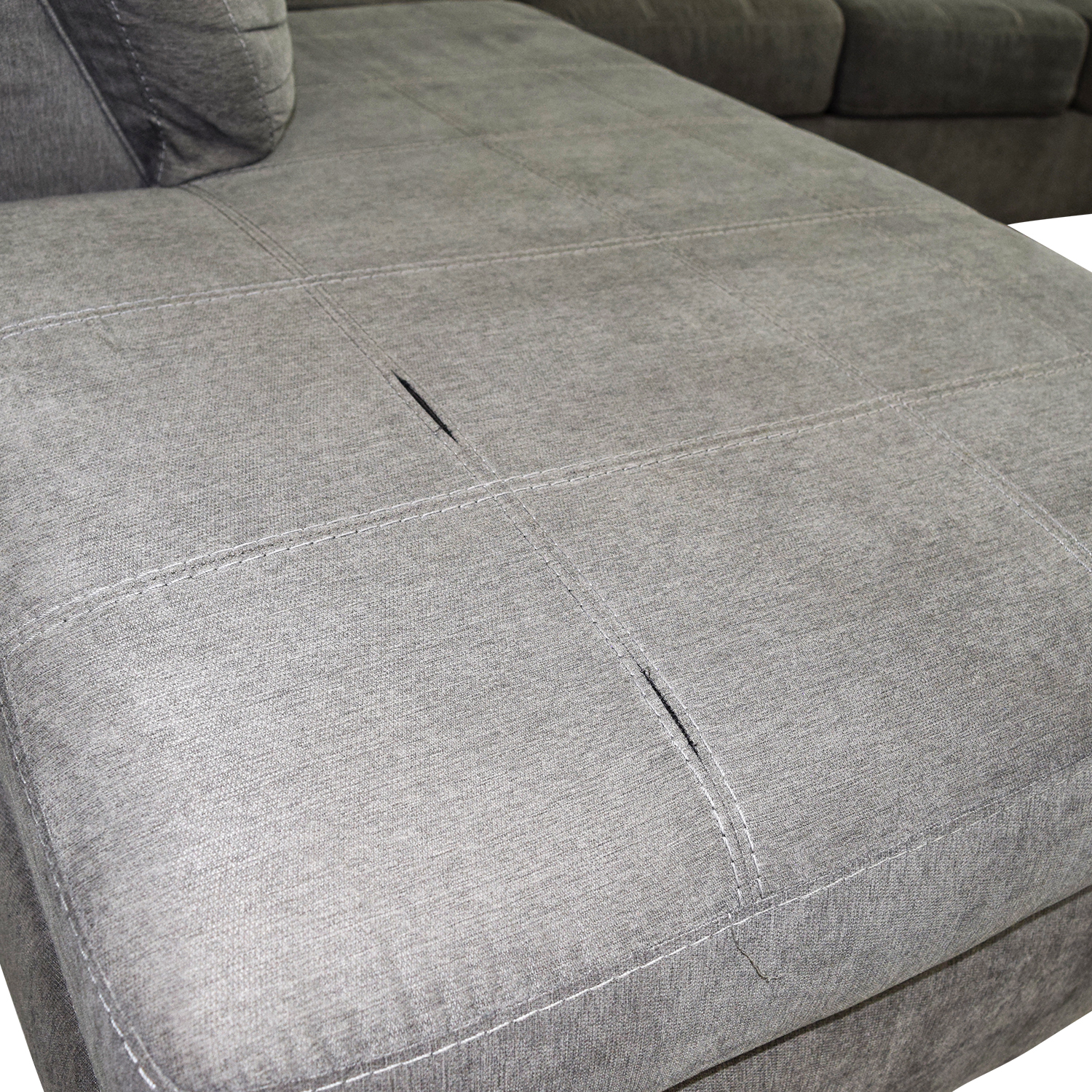 shop Mercury Row Cornett Charcoal Sectional Mercury Row Sectionals