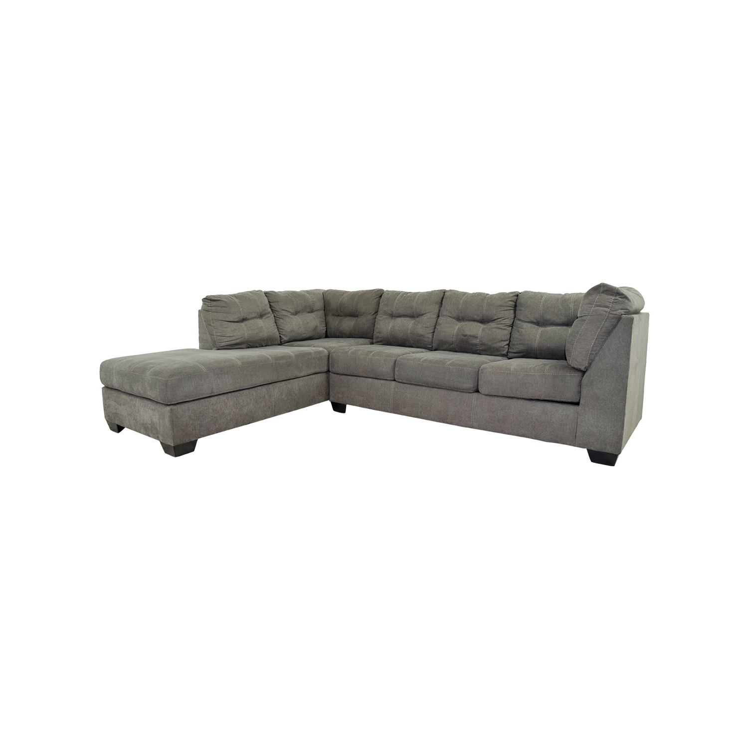 Mercury Row Mercury Row Cornett Charcoal Sectional second hand