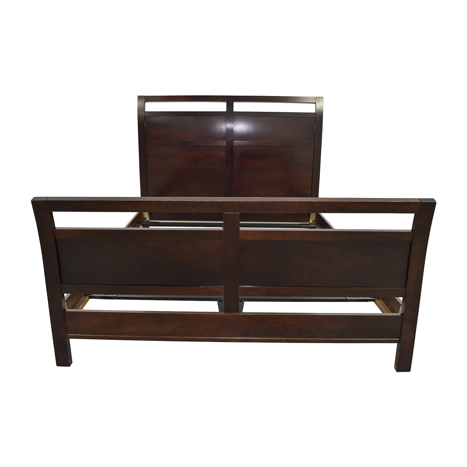 By Design By Design Modern Sleigh Queen Bed coupon