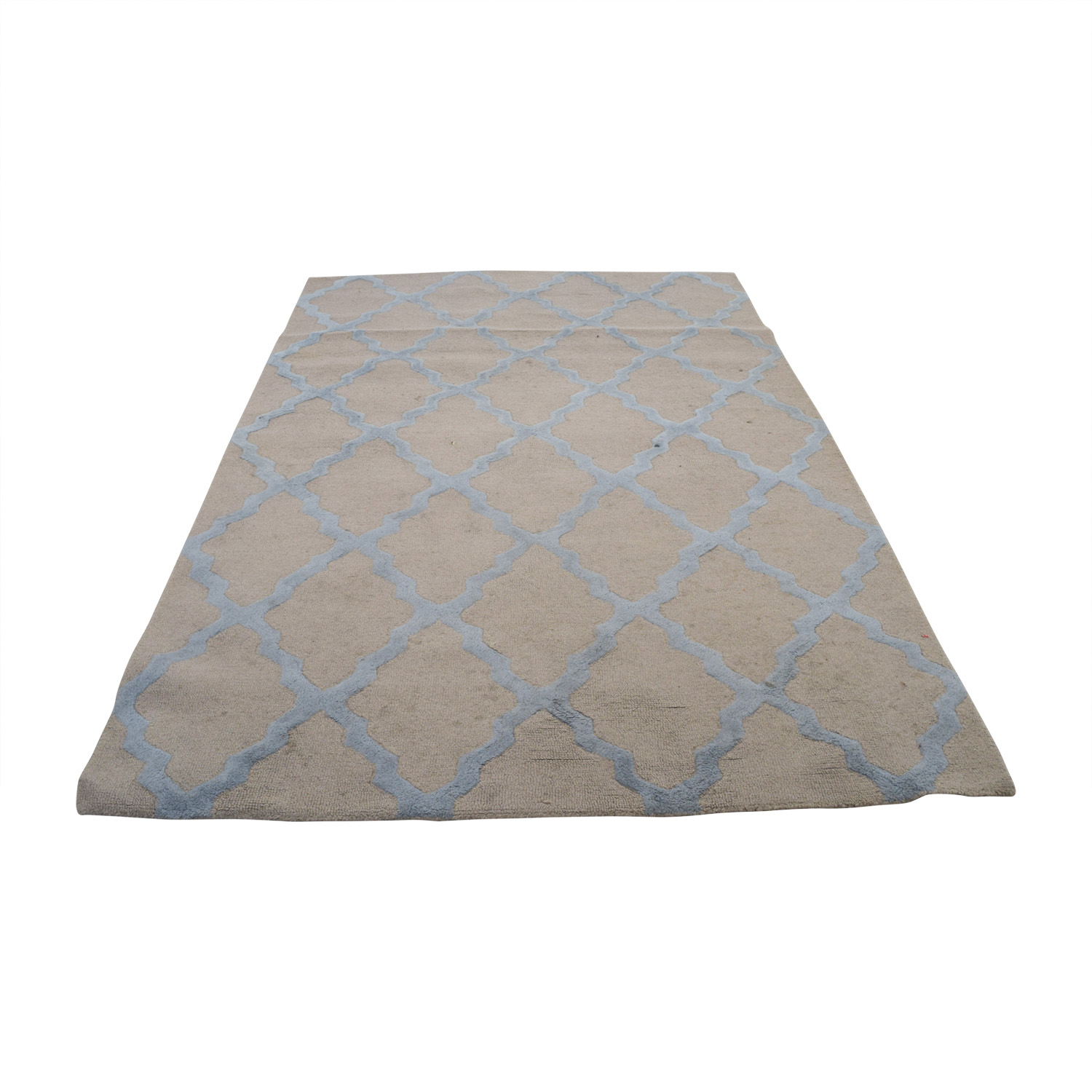 products ivory rectangle gray geometric jaipur pattern rugs rug wool area modern