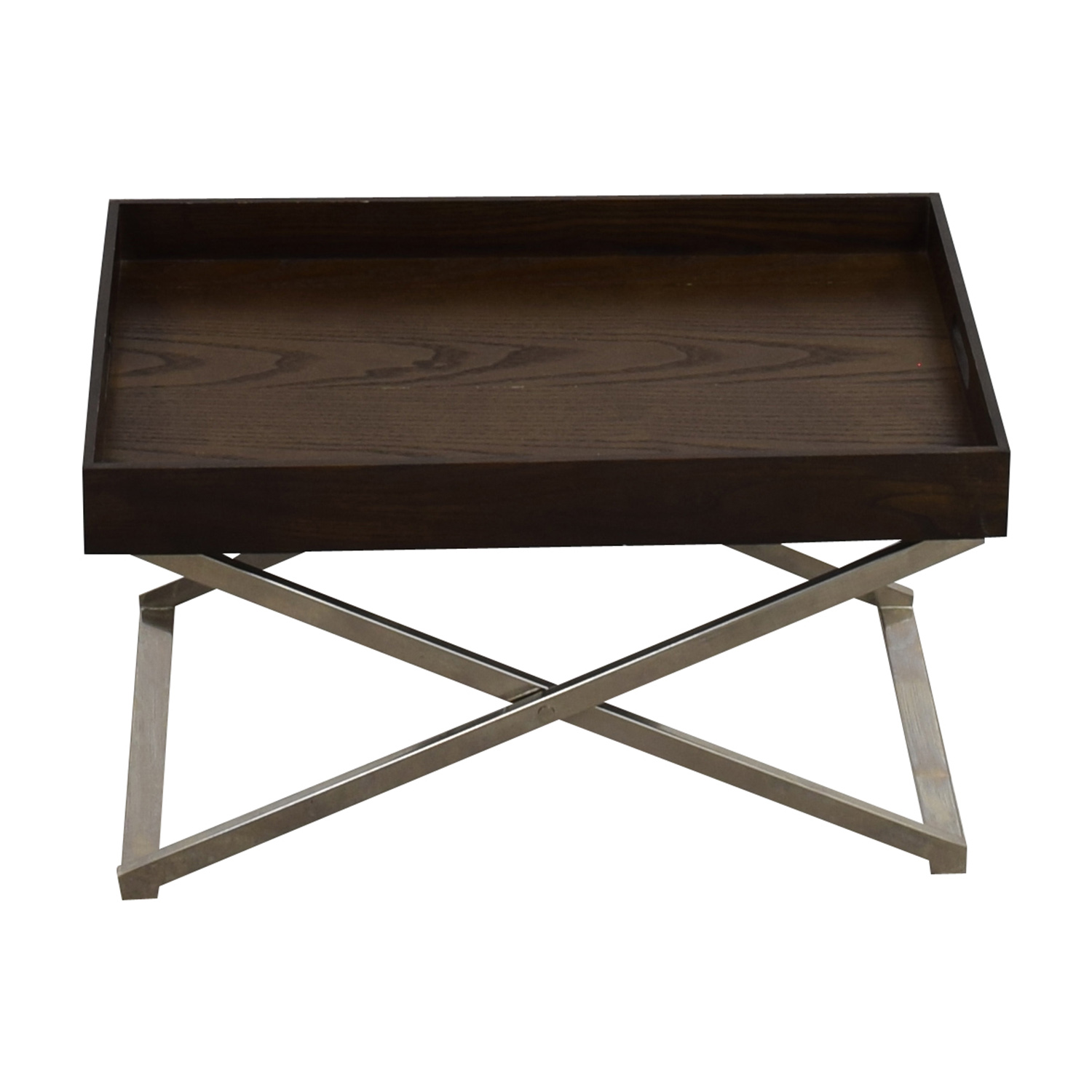 OFF West Elm West Elm Collapsible Coffee Table Tables