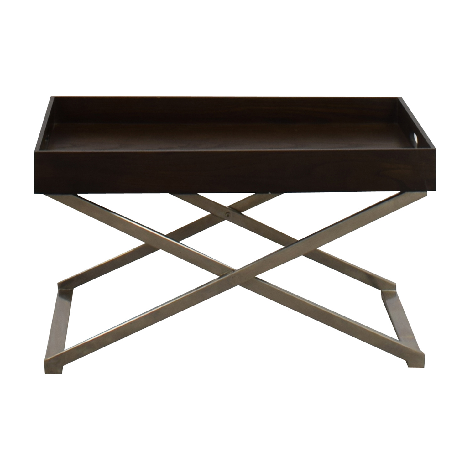 buy West Elm Collapsible Coffee Table West Elm Coffee Tables